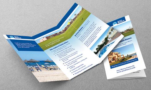 Leaflet - Example 2 - Corporate Greetings UK