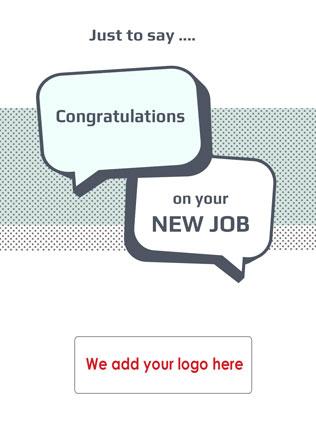 New Job - NJ29 - Corporate Greetings UK - job card