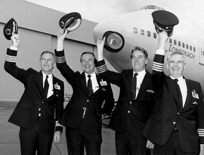 QF Crew - Longest Non-Stop Flight