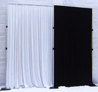 pipe draping - 28 images - pipe drape back drop ideas ...