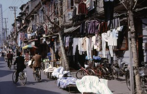 32 Shanghai hutong