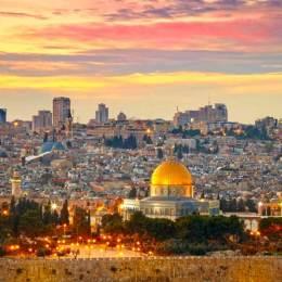 Lo splendore di Gerusalemme,  il viaggio perfetto di Natale