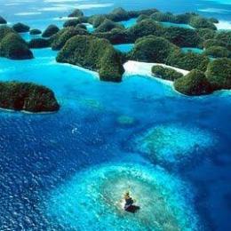 Yap, cuscini verdi  nel cuore del Pacifico