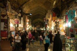 grand-bazaar-tehran-iran