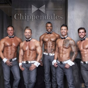 Chippendales 250x250 Gruppenfoto