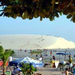 L'anima libera di Jericoacoara  niente strade, dune e felicità
