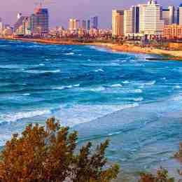 """Le sorprese di Tel Aviv,  la """"collina della primavera"""""""