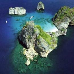 Koh Lanta, Thailandia  l'isola del Pimalai