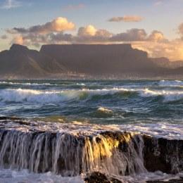 Il meglio di Cape Town  vista dal cielo