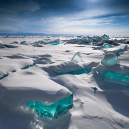 Il cuore blu della Siberia:  Baikal, il lago del gelo
