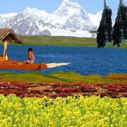 Jammu e Kashmir  dove regna Serendipity