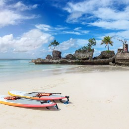 Le Filippine di Boracay,  sabbia candida e notti sfrenate