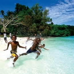 Vanuatu, isole sperdute  nei Mari del Sud