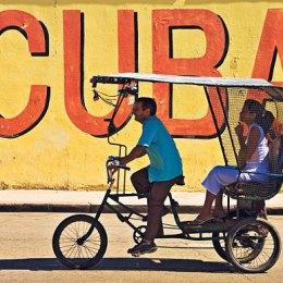 Il volto felice di Cuba