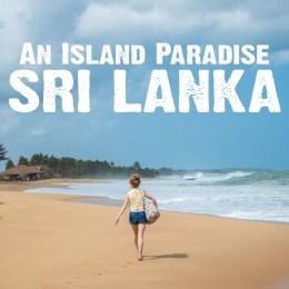 Sri Lanka, una storia d'amore  con la natura, il mare e il cielo
