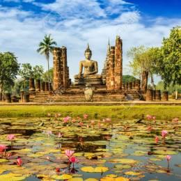 Sukhothai, inno alla felicità