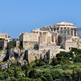 Atene, riapre l'Acropoli