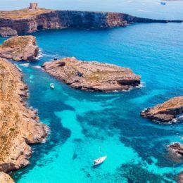Malta, Gozo e Comino  a Benvenuti a bordo