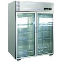Blizzard LB2SSCR Double Glass Door Storage Freezer - High ...