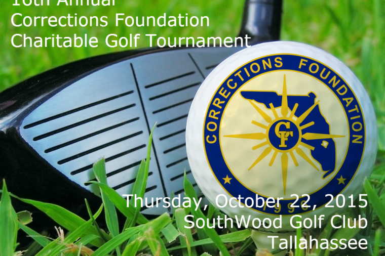16th Annual Corrections Foundation Charitable Golf Tournament - October 22, 2015 - Tallahassee - SothWood