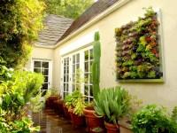 Living Wall Planter Large Vertical Garden | Interesting ...