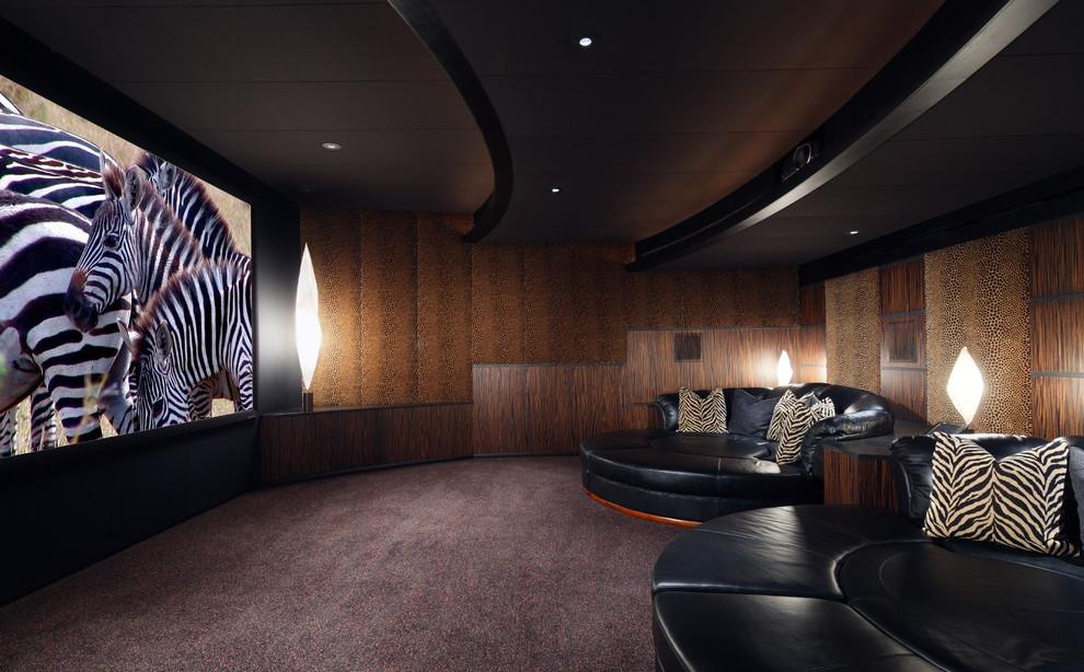Modern Media Room Furniture