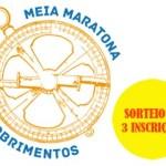 Sorteio de 3 inscrições para Meia Maratona dos Descobrimentos