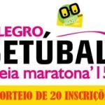 Oferta de 20 inscrições para a Alegro Meia Maratona de Setúbal