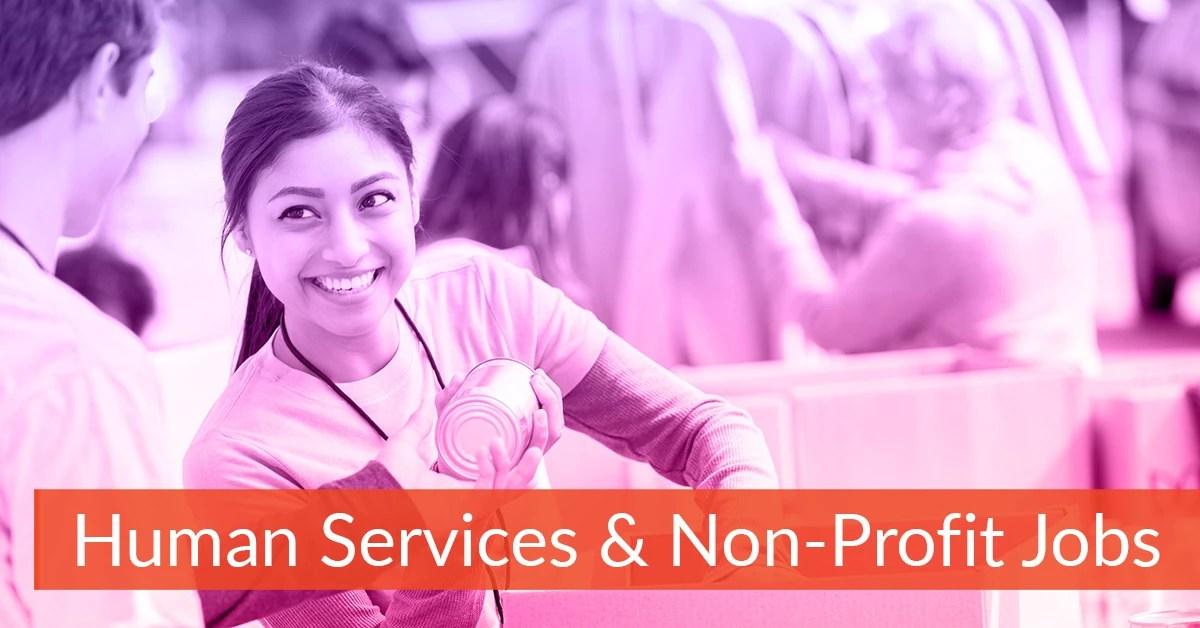 Human Services / Non-Profit Jobs Corridor Careers