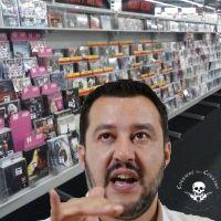 "Salvini: ""Fuori i Cd-Rom da Mediaworld"""