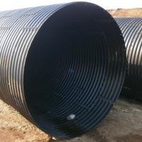 Large Corrugated Plastic Culvert Pipe - Rug Designs