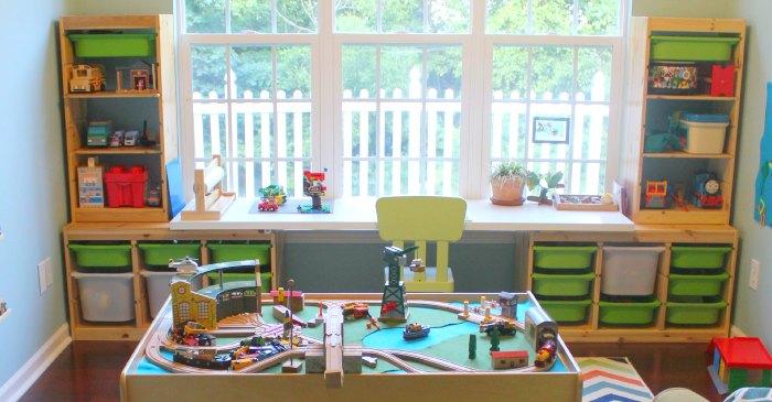 Cortinas Para Playrooms Y Cuartos De Estudio Todo