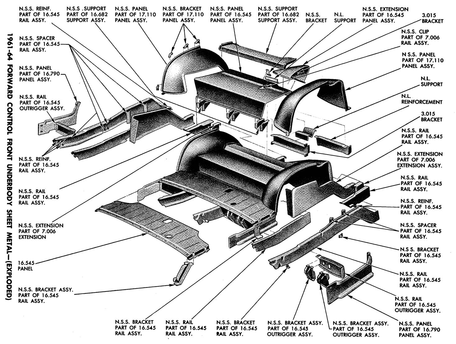 corvair engine oil schematic
