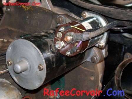 87 C10 Alternator Wiring Diagram Starter Trouble Shooting Corvair1 Corvair Parts And