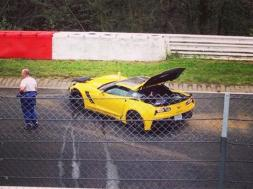 2015 Corvette C7 Z06 testing at the Nurburgring – 03