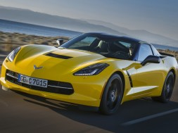 Corvettes at Carlisle to Giveaway a 2016 Stingray Coupe