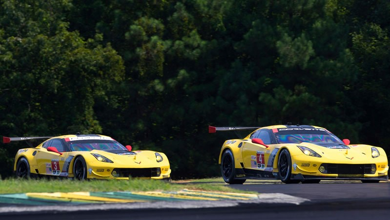 CORVETTE RACING AT COTA: Championship Chase Heads to Lone Star State