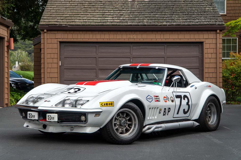 Corvettes for Sale 1968 Corvette B-Production Race Car - Corvette