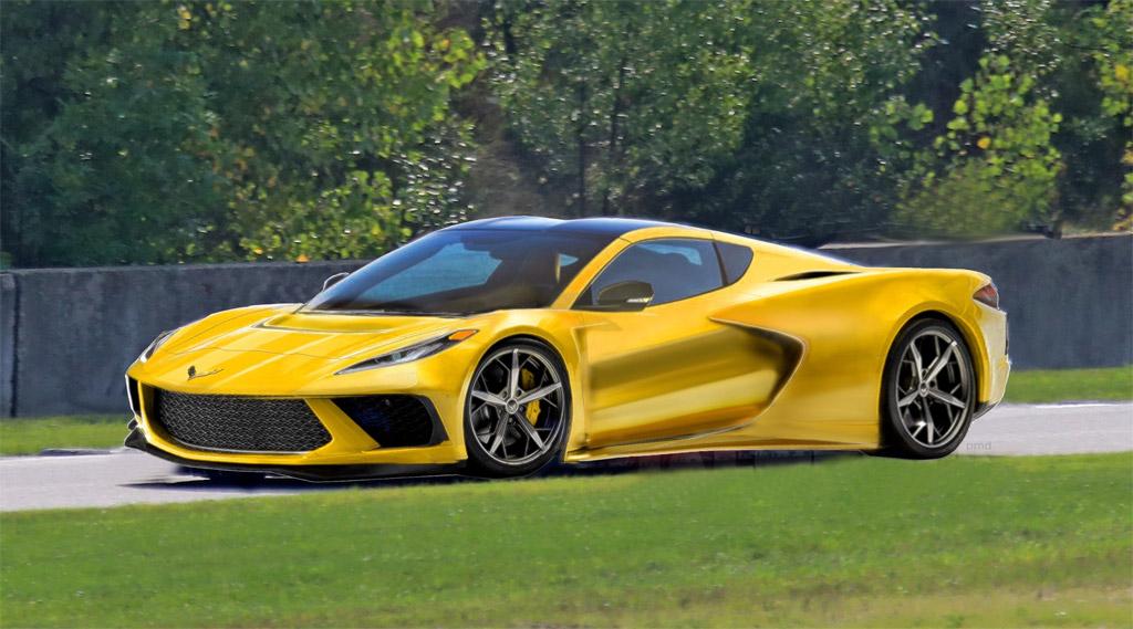 c8 corvette colors