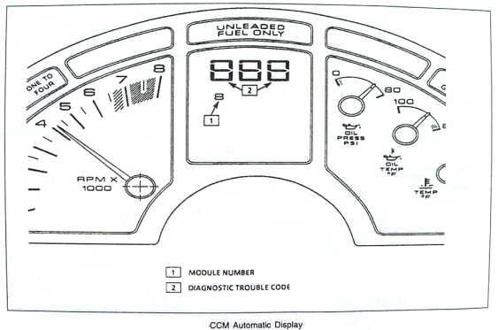 1992 Corvette Wiring Diagram Electronic Ac Module