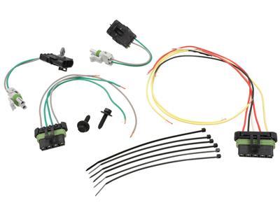 84-87 Headlight Module Conversion Wire Harness Corvette Central