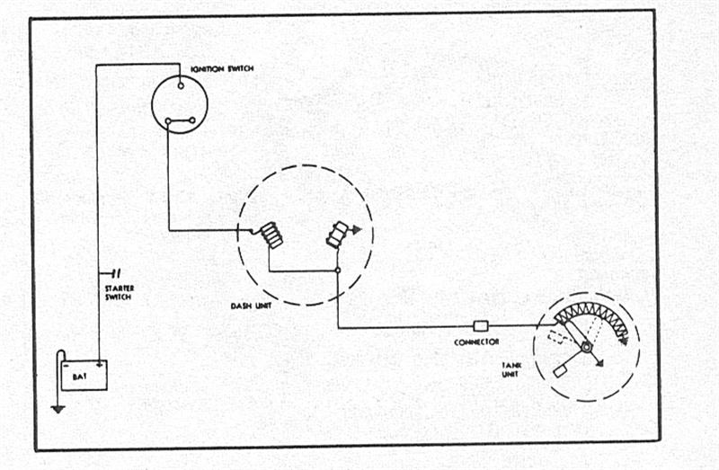 fuel sending unit wire diagram corvetteforum chevrolet corvette