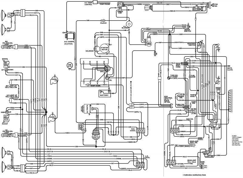 1966 gmc wiring rpo auto electrical wiring diagram rh wiring radtour co