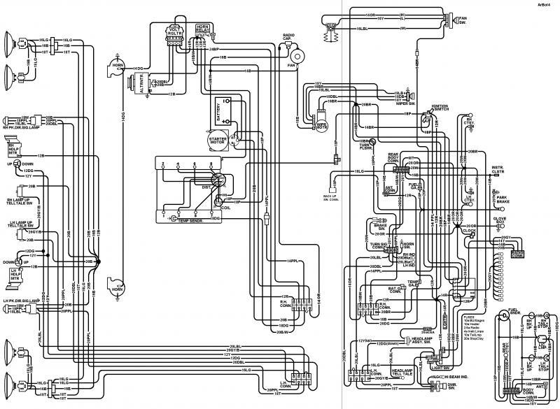 Wiring Diagram For 1969 Corvette Wiring Diagram