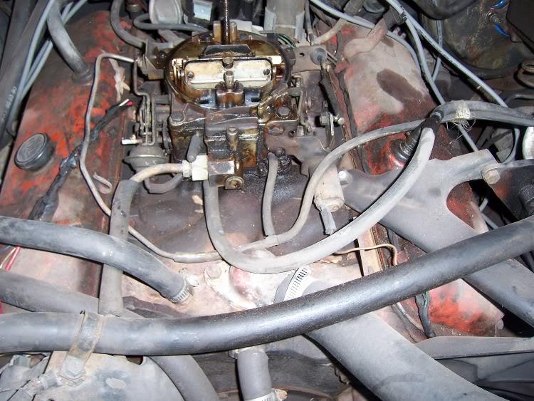 72 402 big block quadra-jet vacuum hose diagram needed, please help