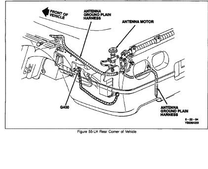1986 corvette bose radio wiring diagram