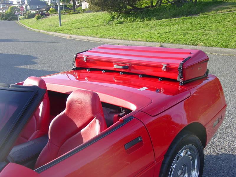 I Have A Fibreglass Luggage Compartment Corvetteforum