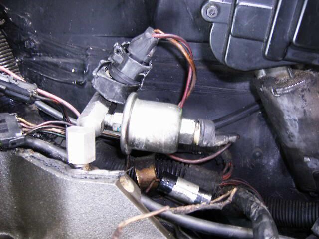 Oil pressure switch for 1990 corvette - CorvetteForum - Chevrolet