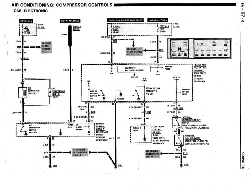 white black ac wiring