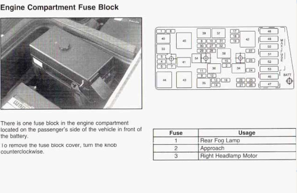 Headlight fuse ??? - CorvetteForum - Chevrolet Corvette Forum Discussion